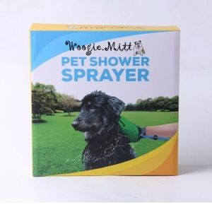 Wash Your Pet Scrubber Cleaner Fur Removal Tool